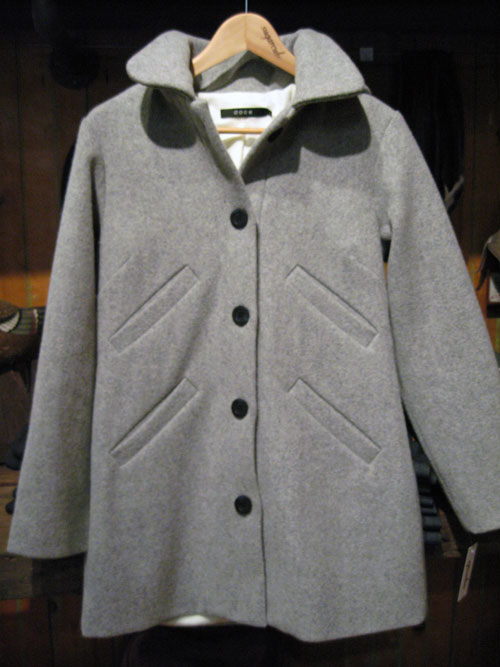 Dace Wool Coat