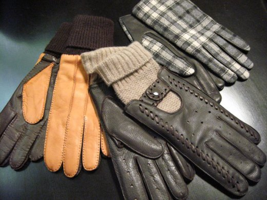 Steven Alan Mens Gloves