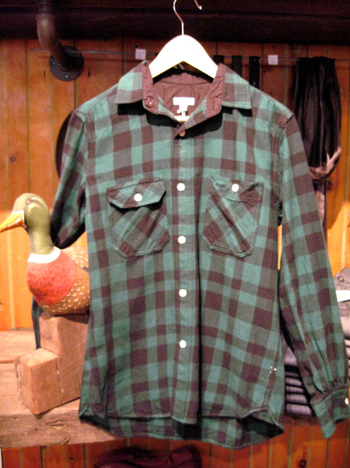 Steven Alan Vintage Work Shirt | $198
