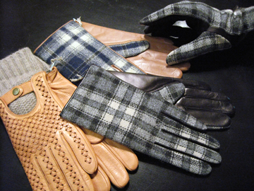 Steven Alan Gloves | Leather + Wool | Call