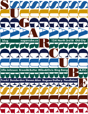 Woven Typography