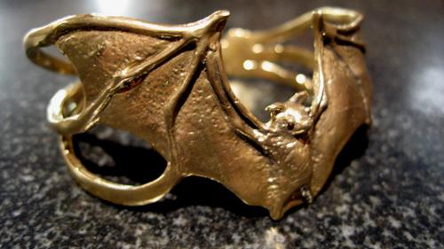 3D Bat Cuff