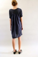 Batwing Dress. back