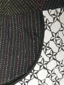 Pocket skirt. detail