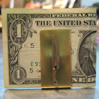 Knife Money Clip