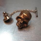 Skull Tie Pin
