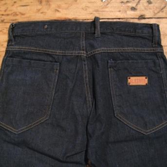 Regular Roger Cold Rinse_Back Pockets