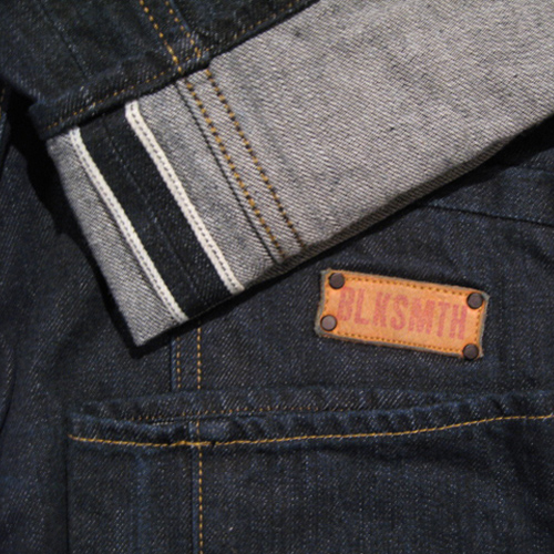 Regular Roger Cold Rinse_Selvedge