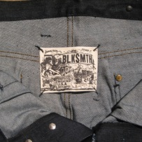 Shop BLKSMTH. Inside Label
