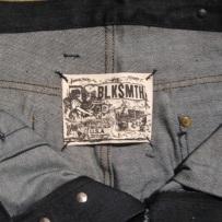 Shop BLKSMTH. Inside Label