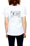 Earl Salko Cassette Tee Shirt Back