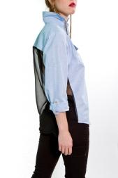 Earl Salko Chambray Shirt