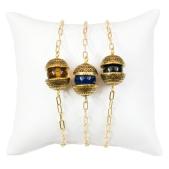 Jenny Bird Lantern Bracelets