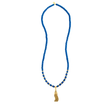 Jenny Bird Tibetove Tassel Necklace