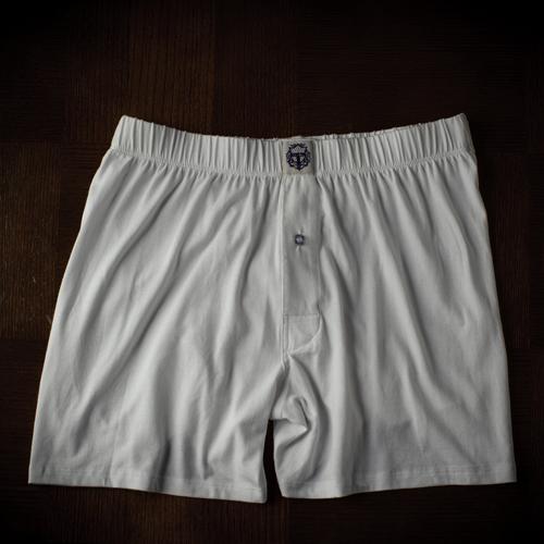 Donn Mason Knit Boxer
