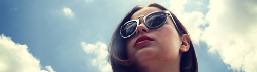 Against Nudity Sunglasses Collection