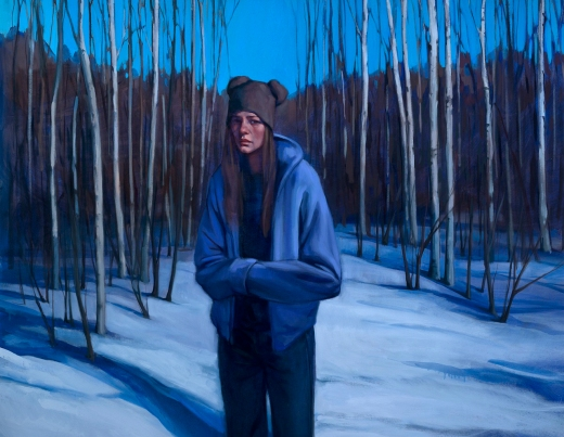 Katherine Fraser, Revelation, painting